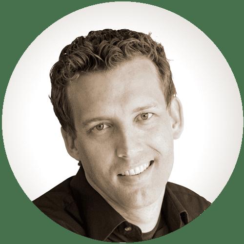 Jonathan Burns Circle With Financial Cents