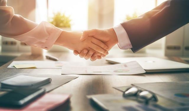 Handshake Financial Cents