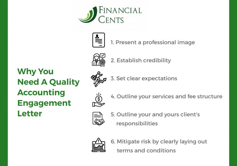 6 reasons you need a quality accounting engagement letter