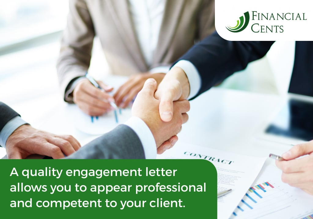 Engagement Letter Template for Accountants & Bookkeepers 1